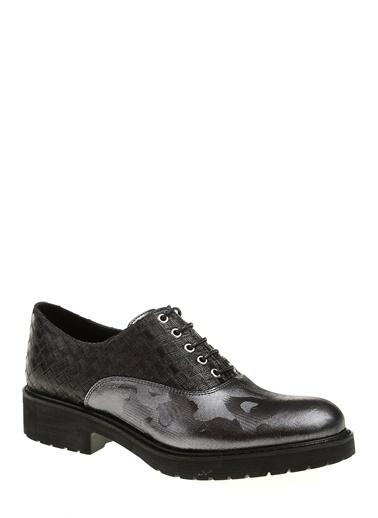 Bağcıklı Deri Klasik Ayakkabı-Divarese